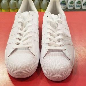 Adidas White Mens Sneakers